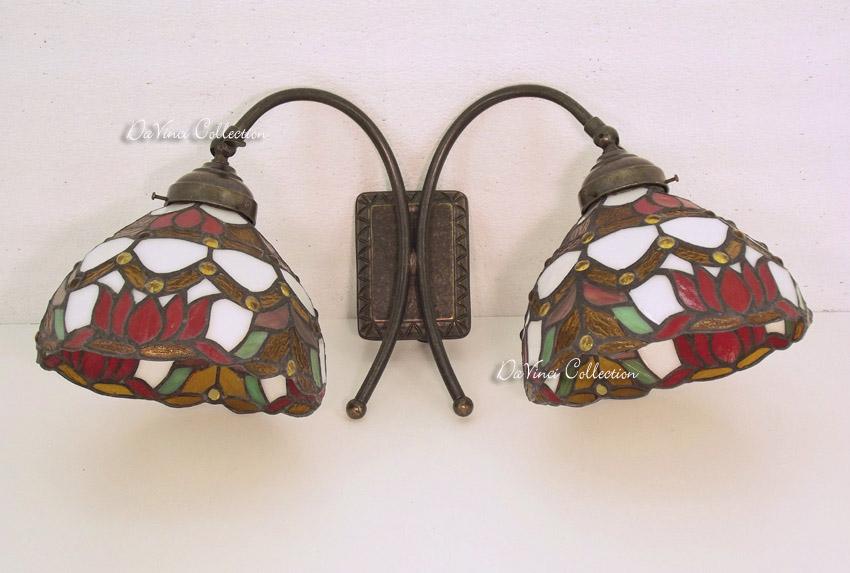 lampadari murano offerte : Tiffany Offerte : Lampade TIFFANY originali Lampadari liberty Murano ...