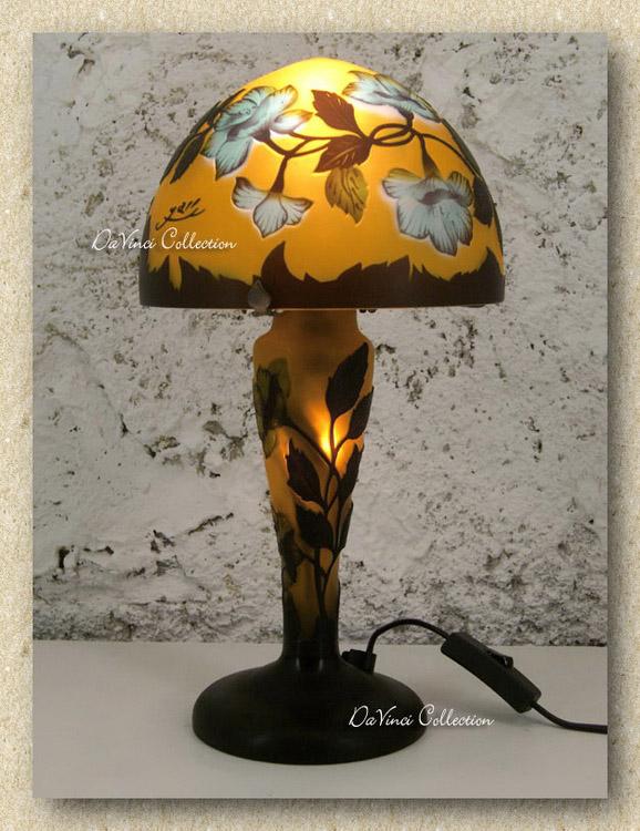 Lampada Liberty Galle TDV50f - DaVinci Collection - Complementi dar...