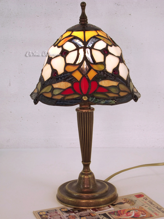 Lampade tiffany originali lampadari liberty murano galle ...