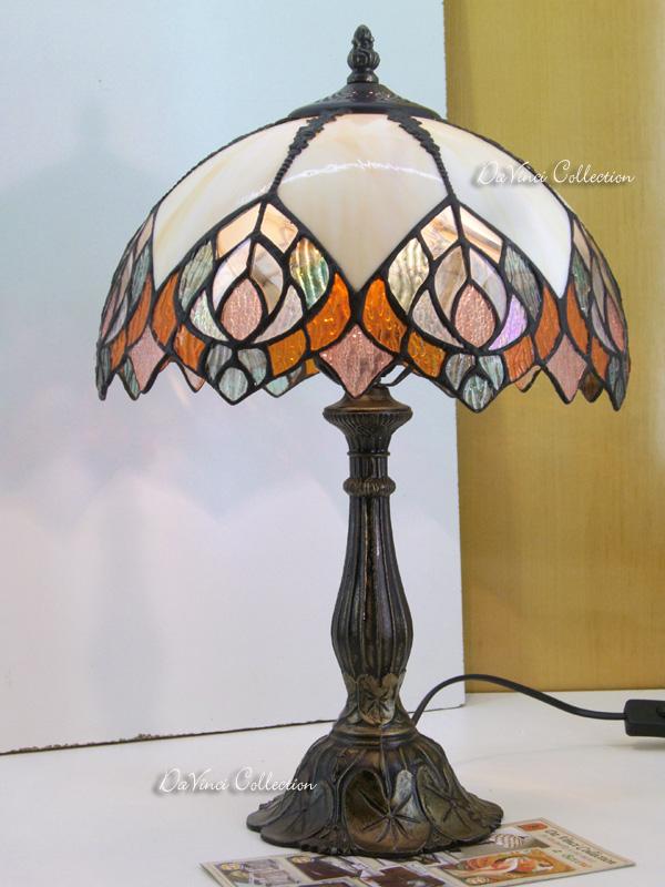Lampada Tiffany Liberty TDV116F - DaVinci Collection - Complementi darre...