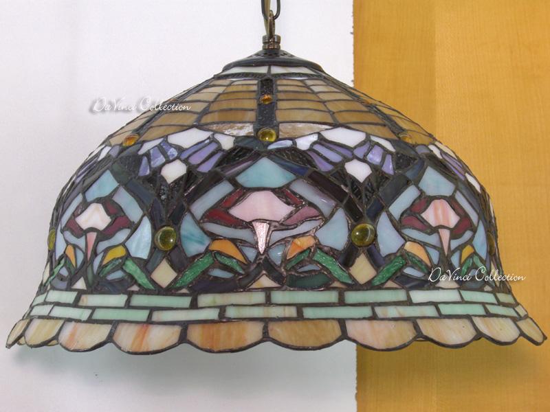 lampadario tiffany : Lampadario Tiffany Liberty TDV130F - DaVinci Collection - Complementi ...