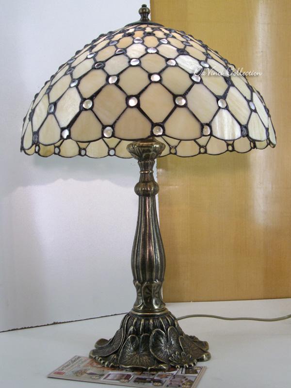 Davinci collection complementi d 39 arredo oggetti da - Lampade da tavolo in vetro ...