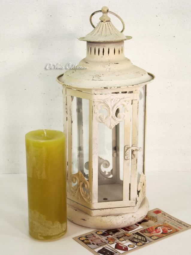 Lanterne etniche in metallo lan01 davinci collection for Lanterne arredo